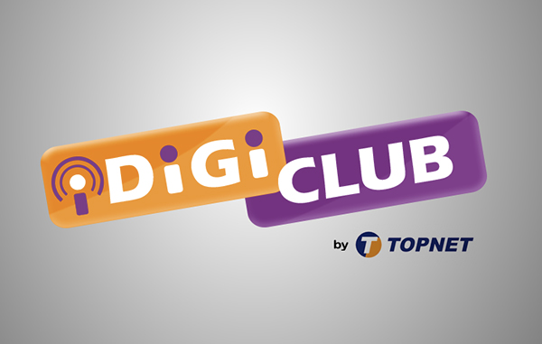 DigiClub de THD powered by Topnet