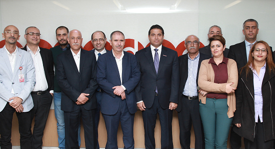 Accord salarial entre le syndicat et Ooredoo
