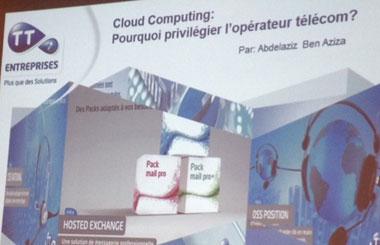 Tunisie : Le Cloud Computing est-il le fils légitime des opérateurs télécoms ?