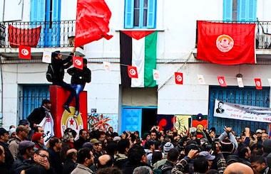 Tunisie : Le site de l'UGTT piraté, mot de passe admin divulgué