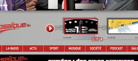 Tunisie : Mosaique FM fait peau neuve et lance 4 webradios