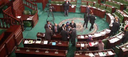Après un débat houleux sur l'ATI, la Constituante adopte le nouveau code des télécoms
