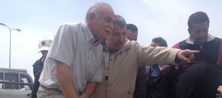 Deuxième tentative d'isolement de l'aéroport de Tunis Carthage par sanction des câbles de liaison