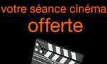 Une séance de cinéma offerte, accessible en streaming uniquement depuis l'Afrique