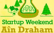 Startup Weekend à Ain Drahem à partir du 21 juin