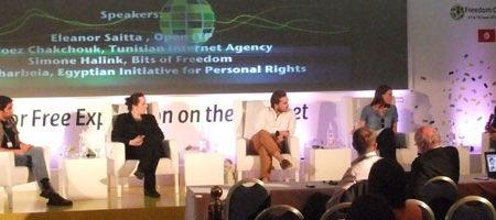 FOTunis: Entre apologie de la cyber surveillance et indignation des activistes des droits de l'Homme