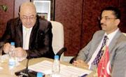 Visite officielle d'une délégation de la poste algérienne en Tunisie
