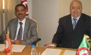 Signature d'une convention bilatérale entre la poste tunisienne et algérienne