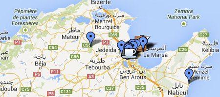 Ramadan : Les Internautes tunisiens recensent les restaus et cafés ouverts sur une Google Map