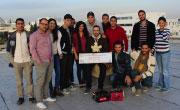L'équipe robotique d'ESPRIT honorés lors du RoboComp'2013