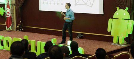 DroidCon Tunisia : Une appli réussie doit répondre à un besoin avec un Self Marketing intelligent