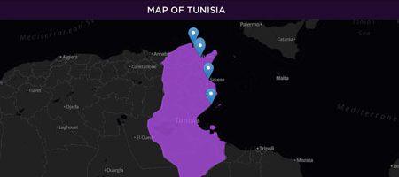 C'est à Sfax qu'on a le meilleur débit et à Sousse la pire vitesse de connexion