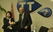 La CNAM renouvelle son contrat avec Tunisie Telecom