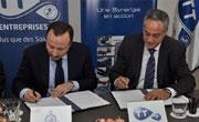 Le groupe Loukil signe un partenariat stratégique avec Tunisie Telecom