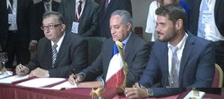 Tunisie : Signature de nouveaux partenariats franco-tunisiens dans le numérique