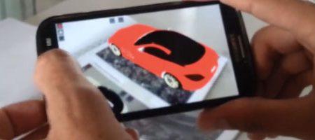 Un jeune ingénieur de l'INSAT présente sa solution de réalité augmentée pour les marques en Tunisie