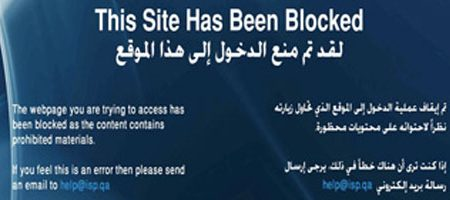 Rapport sur la censure sur le Net : Une demande populaire ou propagande qatari contre la liberté sur le Net ?
