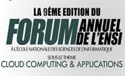 9ème édition du forum annuel de l'ENSI Junior Entreprise