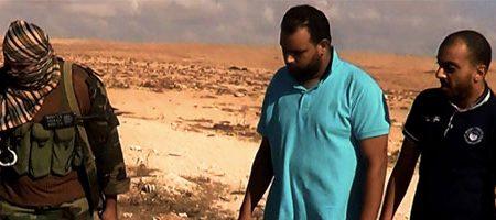 La «photo d'exécution» de Sofiene Chourabi en Libye date de décembre 2014 est c'est du photoshop