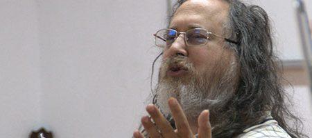 Sousse : Richard Stallman s'attaque aux formats propriétaires et le droit d'auteur