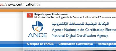 L'ANCE s'explique sur le refus de son certificat de sécurité par Microsoft et Google Chrome