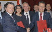 Sofrecom (groupe Orange) premier signataire du contrat Smart Tunisia