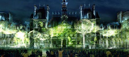 Une artiste Tuniso-Belge illuminera les monuments parisiens grâce aux Smartphones