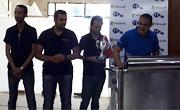 Tunisie Telecom honore les gagnants de l'Imagine Cup panarabe à la place de Microsoft Tunisie