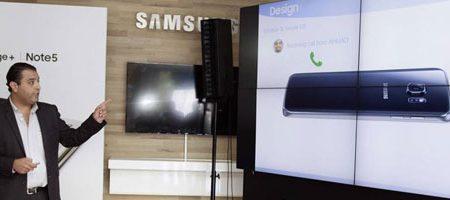 Le Galaxy Edge arrive en Tunisie à 2200 dinars et le Note 5 à 200 dinars