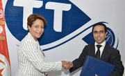 L'Association des Magistrats Tunisiens et Tunisie Telecom signent un partenariat triennal