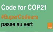 Orange Developer Center : COP21 «Codons pour la planète»