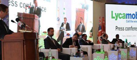 Conférence de presse Lycamobile Tunisie : Demain, inchallah !
