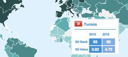 L'UIT classe la Tunisie 1ère sur l'Afrique du Nord dans l'indice de développement des TIC