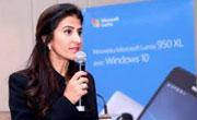 Microsoft lance en Tunisie sa nouvelle gamme Lumia sous Windows 10