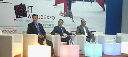 IT World Expo : C'est quoi l'entreprise 2.0 ?