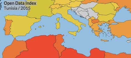 Rapport OpenData pour 2015: la Tunisie chute de 23 places