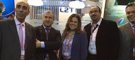En direct de Barcelone : le ministère des TIC inaugure le pavillon Tunisien au MWC16