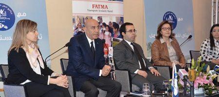 Tunisie Telecom - Madaneya : Le projet Fatma sur le chemin de l'école