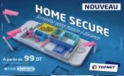 Topnet lance «Home Secure», sa première solution d'objets connectés