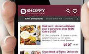 Shoppy : Appli mobile qui regroupe les deals et promotions en Tunisie et au Maroc