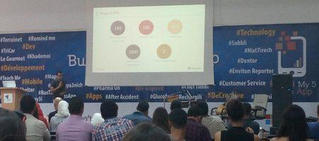 Tunisie : 22 nouveaux projets d'applications mobiles formés et hébergés par IntilaQ