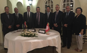 Signature d'une convention de partenariat entre la Poste Tunisienne et la Poste Libyenne