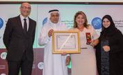 Orange Tunisie récompensé lors de la cérémonie des «Arabia CSR Awards 2016» à Dubaï