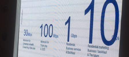 AMNT de l'UIT à Hammamet : 1Gbs comme débit nominal, pourquoi ?