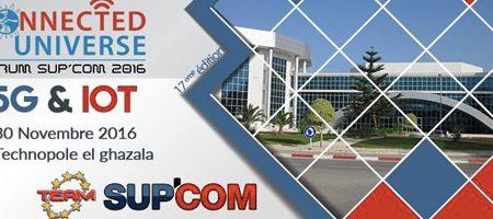 La Sup'Com organise la 17ème édition de son forum sous le thème «5G et iOT»