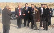 Visite du Ministre de l'Industrie et du Commerce au Pôle de Compétitivité de Sousse
