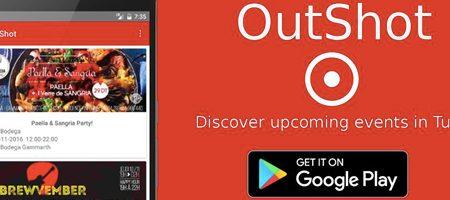 Outshot : L'appli annuaire des évènements de divertissement, les séminaires et les formations