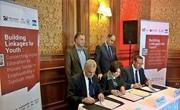 Signature d'un partenariat entre EFE Tunisie, la Fédération des TIC et la DGET