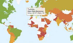 OpenData : La Tunisie 1er pays arabe et 3ème africain en matière d'OpenData