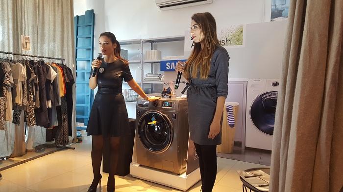 le lave linge samsung addwash un moteur digital inverter fiable et silencieux thd. Black Bedroom Furniture Sets. Home Design Ideas